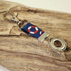 Schlüssel-oder Taschenanhänger mit maritimen Motiven. Für Küstenkinder und Seemänner...