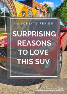 KIA Sorento Review   Surprising Reasons To Love This SUV Parenting Teens, Parenting Advice, Best Crossover Suv, Best Suv, Car Essentials, Car Repair Service, Kia Sorento, Blog Love, Parent Resources
