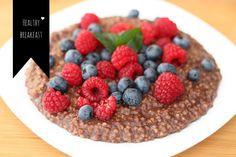 millet gruel, breakfast, healthy, gluten-free, dairy-free, millet, delish