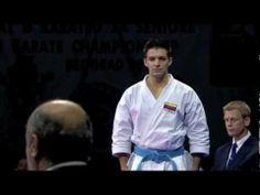 Antonio Diaz of Venezuela :: Individual Karate Kata Male Final :: WKF Be...