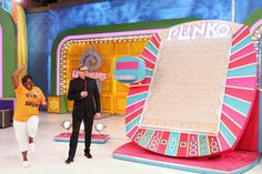 """""""The Price Is Right"""" Plinko game! I will play!!"""