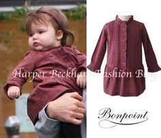 Harper Beckham Fashion Blog