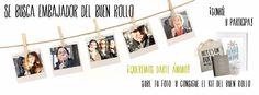¡Buscamos embajadores del buen rollo! ¡Con muchas ganas de repartir sonrisas por doquier! Entra en facebook.com/infoempleo o mándanos tu foto con el hashtag #sonrioporque y gana un kit de productos Mr. Wonderful ;)