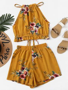 22 Ideas For Sewing Simple Top Summer Kids Outfits Girls, Teenager Outfits, Summer Fashion Outfits, Girl Fashion, Girl Outfits, Fashion Kids, Trendy Fashion, Crop Top Outfits, Cute Casual Outfits