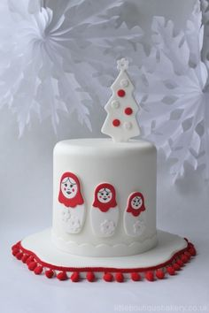 Matryoshka Doll Christmas @Mary Powers, this is right up your alley