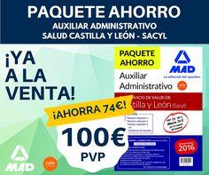 Castilla y León, Salud, libro, oposciones
