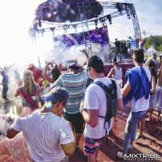 Create Your Summer Story: Top European Music Fests!