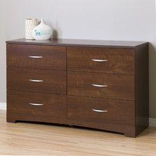 Step One 6 Drawer Dresser