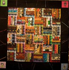 african quilts with beaded trim - Google Search