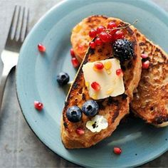Cinnamon French Toast from 'The Complete Guide to Vegan Substitutions' book.