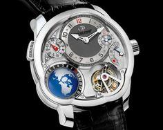 Greubel Forsey GMT Tourbillon Watch