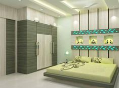 Modern Bedroom Interior Design Ideas – About Designs Wardrobe Door Designs, Wardrobe Design Bedroom, Bedroom Bed Design, Modern Bedroom Decor, Bedroom Furniture Design, Modern Decor, Modern Design, Bedroom Ideas, Bedroom Cupboard Designs