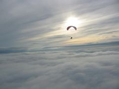 My next dream hobby. Powered paragliding
