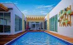 111 – piscina – pergolado – plantas de casas