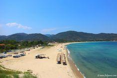 The beaches of Paralia Sykia - part 2 Sandy Beaches, Water, Outdoor, Gripe Water, Outdoors, Outdoor Living, Garden, Aqua