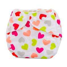 Happy Flute Cloth Diaper Snaps Reusable Baby Diapers Fralda De Pano Moderna #2689