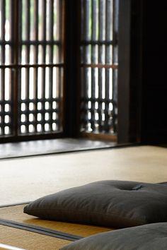 .Japanese tatami room.