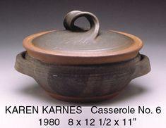 Karen Karnes casserole 1980