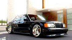 My Mobbin' VIP Mercedes-Benz 190E
