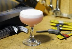 A Cocktail for the Giro d'Italia: Maglia Rosa