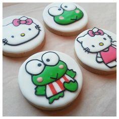 Hello Kitty & Friends set