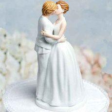 figurine mariage gay femme 1990 en vente sur instermporel http - Figurine Mariage Gay
