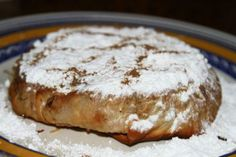 Greek Sweets, Greek Desserts, Greek Recipes, Sweet Buns, Sweet Pie, Sweet Pastries, Bakery, Recipies, Deserts