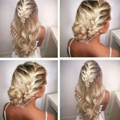 Hair Wefts, Wigs and Ponytails coming soon to Unique Hairstyles, Wedding Hairstyles, World Hair, Plait, Hair Weft, Hair Designs, Hair Pieces, Ponytail, Hair Extensions