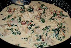 God pastasås Pasta Recipes, Chicken Recipes, Snack Recipes, Cooking Recipes, Snacks, Swedish Recipes, Recipe For Mom, Food Inspiration, Love Food