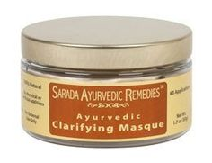 20 gm Clarifying Masque by Sarada Ayurvedic Remedies. $9.95. Avoid using soap or other chemical products on the face while you are usingÊClarifying Masque as effectiveness may be diminished. Clarifying MasqueÊmay also be used on cold sores, skin fungus or as a skin protector for those who work with harsh materials, auto parts, concrete or chemicals.. Works deeply to remove toxins, excess oils and make-up. Continued use will help prevent breakouts and will smooth t...