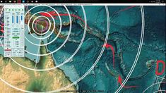 2/25/2018 -- Very large M7.6 Earthquake strikes West Pacific / Papua New...