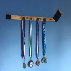 Medal Display Such A Great Idea For When Chase Starts