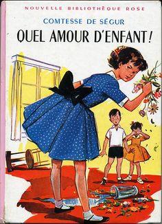 Quel amour d'enfant!, by Comtesse de SEGUR