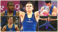 USA Mens Gymnastics Team 2012