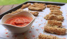 ¿Tienes antojo de una botana y no encuentras alternativas saludables? Aprender a preparar estos deliciosos Palitos de Pollo y Queso con nuestra sencilla receta¡