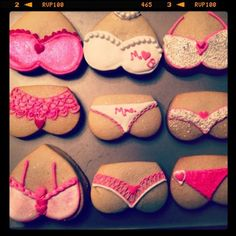 Bridal Shower Cookie