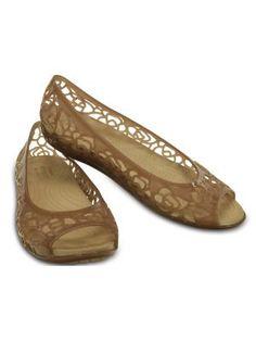 7700740904e5 Crocs Women s Isabella Jelly Flats