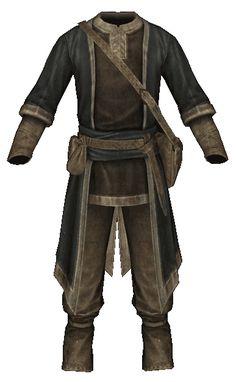 Mage Robes - Skyrim