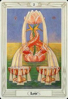 Crowley Thoth Tarot ► Love