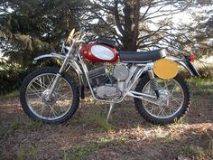 KTM Penton 125 GS 1970. I had one of these only in a 100 cc model, very fun bike.