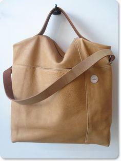 Parot Bag by Olga Korstanje