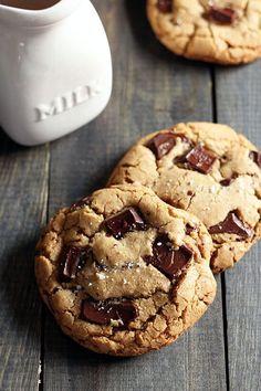 Cookies and milk #Winter