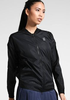 a7ebfed4d BOMBER EOS - Training jacket - black hot punch white   Zalando.co.uk 🛒