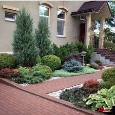 Front Yard Garden Design 90 Simple and Beautiful Front Yard Landscaping Ideas on A Budget - 90 Simple and Beautiful Front Yard Landscaping Ideas on A Budget Small Front Yard Landscaping, Front Yard Design, Backyard Landscaping, Landscaping Ideas, Backyard Ideas, Front Yard Ideas, Front Yard Landscape Design, Landscaping Borders, Inexpensive Landscaping