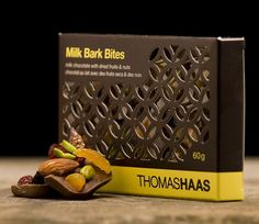 Thomas Haas Chocolate Package Design