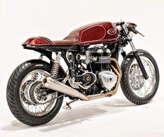 KOTT MOTORCYCLES' Racy Thruxton