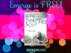 Emerge is FREE!! http://amzn.to/1vcZpty