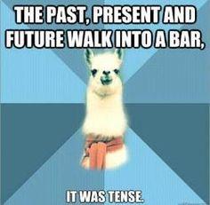 linguistics humor
