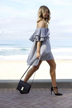 inspiracoes da semana ruffle-dress