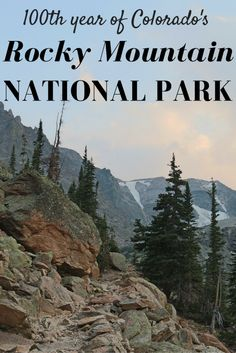 Family-friendly towns Colorado National Park